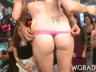Сексуальна і дика striptease