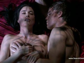 Jaime murray içinde a naked birleşmek dexter
