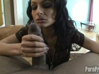 Erotic Hawt Persia Pele Gets Her Mouth Whacked By A Mgazooive Black Bone