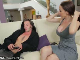 deepthroat, big boobs, puma