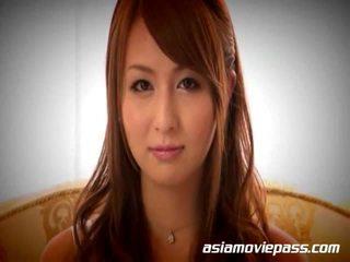 Uusi japanilainen bukkake facials shows sisään japani