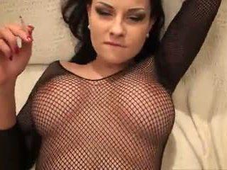 Rökning fetish- abbie c