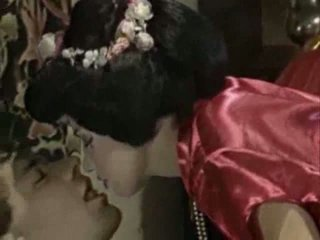 Geisha pipe fantasy