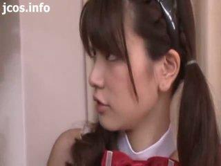 Aziatike seks servant adoleshent - japoneze
