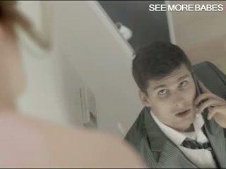 Alexis גביש ב גרביוני נשים banged טוב על ידי handome dude