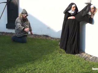 Catholic nuns a the ozruta! šialené ozruta a vaginas!