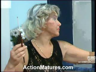 Margaret And Adam Horny Mom Onto Movie