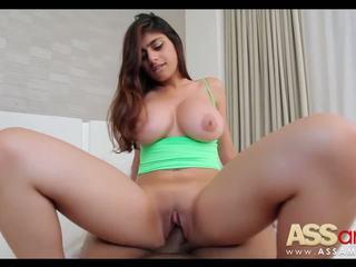 brünette, vaginal sex, rasiert