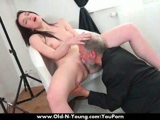 hardcore sex, alte junge, oldandyoung