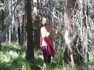 Kelly madison loves jebanie v the woods