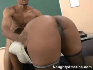 Naughty America Sexy Teacher Fucked In Class Room
