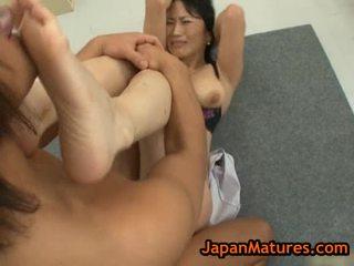 Natsumi kitahara acquires screwed keras