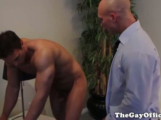 Rocco reed assfucked in work kantor