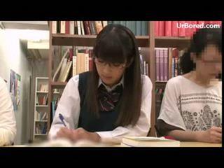 Skol borrade av bibliotek geek 01