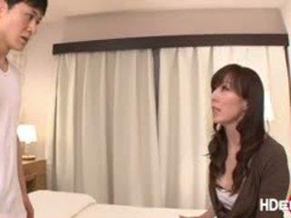 ホット japenese reiko gets a score クソ