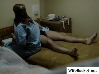 Real perawat fucked on hidden camera