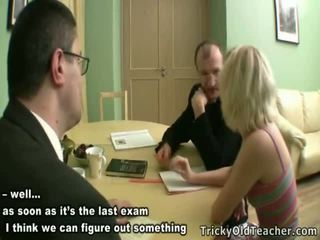 Lewd Sheyla Seduced Her Teacher.
