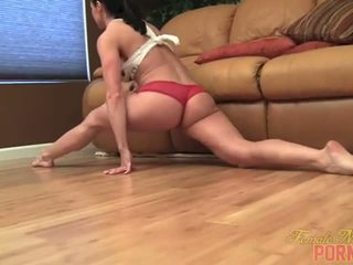 Kendra lust muscle futand