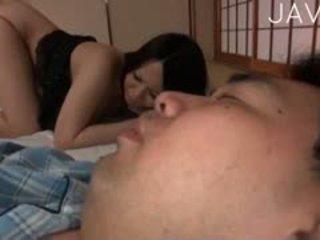 japoński, wielkie cycki, titjob