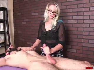 Szexi szőke picsa jerks ki a tied férfi, porn 5f