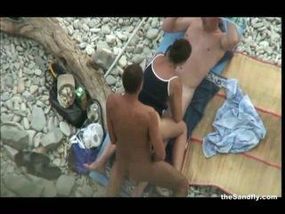 Thesandfly hetaste offentlig beach handling!