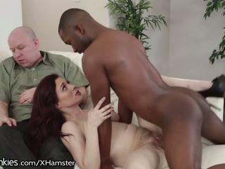 Jessica Ryan Has Incredible BBC Cuckold Sex: Free Porn b4