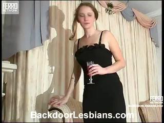 spielzeug, pussy lecken, lesbo