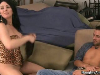 brunete, balts, blowjob
