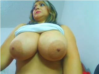 Webcams 2014 - colombian milf w stor pupper 2