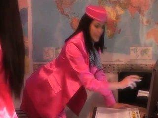 παρτούζα, στολή, air hostesses