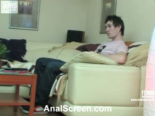 Mima And Vitas Nasty Anal Film