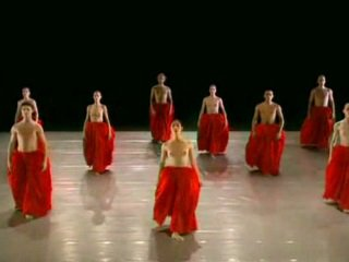 Alaston tanssiminen ballett ryhmä