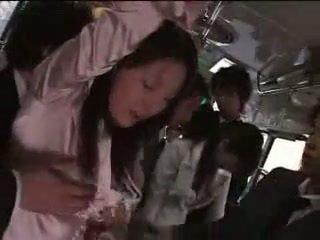 日本語 女孩 強 上 火車