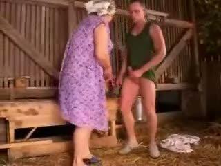 Gorda regordeta abuelita follada
