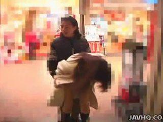 Dogging גורם kyouka usami a ממשי אסייתי שרמוטה