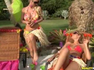 Havaiana lesbos