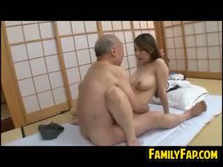 японски, old + young, фетиш