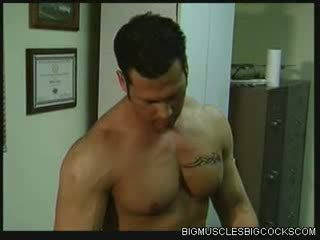 Ass Fucked Bodybuilder