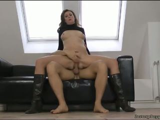 English Cutie Fucked Rough