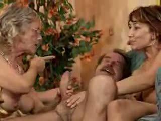 babička, orgie, zralý
