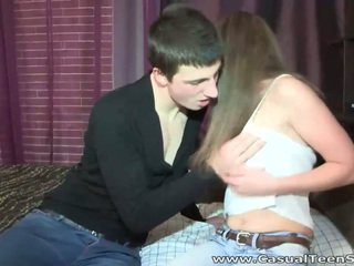 Casual Teen Sex Curious teen explores casual sex