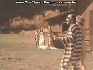 Prisoners ha en hardt sex med dame