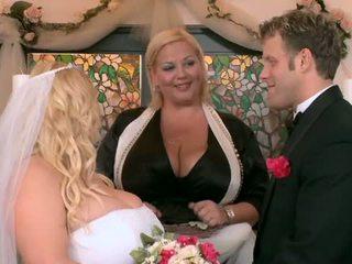 Min stor lubben bryllup del fire