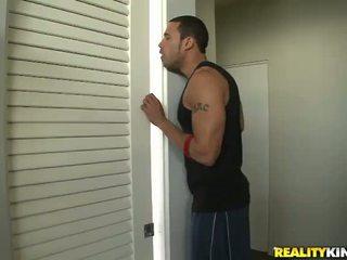 Jessi palmer seduces لها neighbour و takes ل جلس onto onto له mighty قضيب