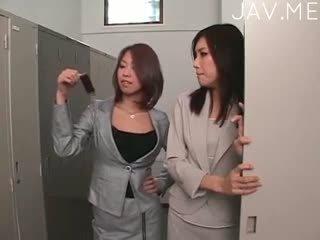 японський, лесбіянка, аплікатура