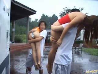 hardcore sex, japonec, pussy vŕtanie