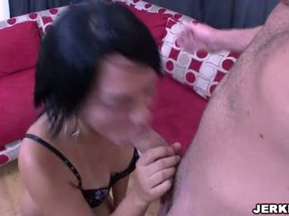 Shorthaired ผู้หญิงสำส่อน rosario หิน wraps a ยาก schlong ใน ที่ boyr น้ำฉ่ำ lips