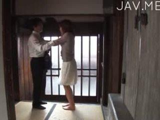 giapponese, grandi tette, pompino