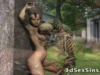3d creatures 씨발 아가씨!
