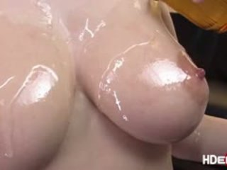 Asian Brunette Julia Gets Fucked By Bf